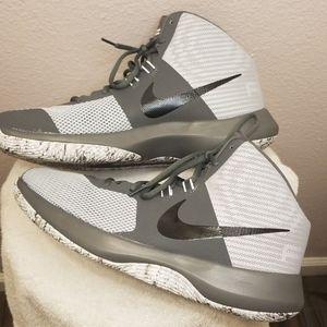 Nike Air Precision Size 13 Wolf Grey